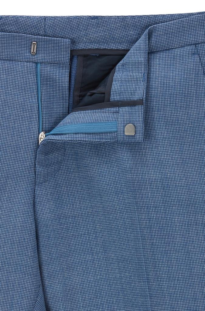 201 BOSS M BU M PANT 479 Open Blue