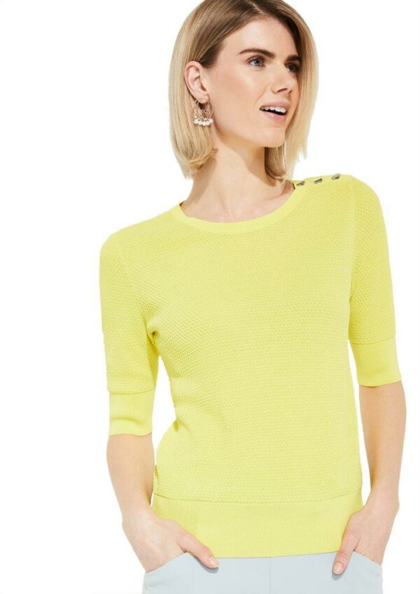 201 COMMA L L PULL 1184-bright yellow