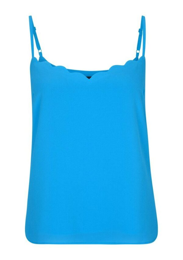 201 COMMA L L TOP 6290-turquoise