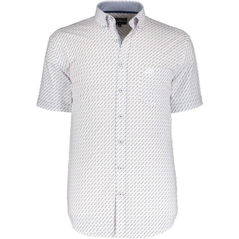 201 STATE OF ART M HEMD 1128-Shirt SS Printed Pop