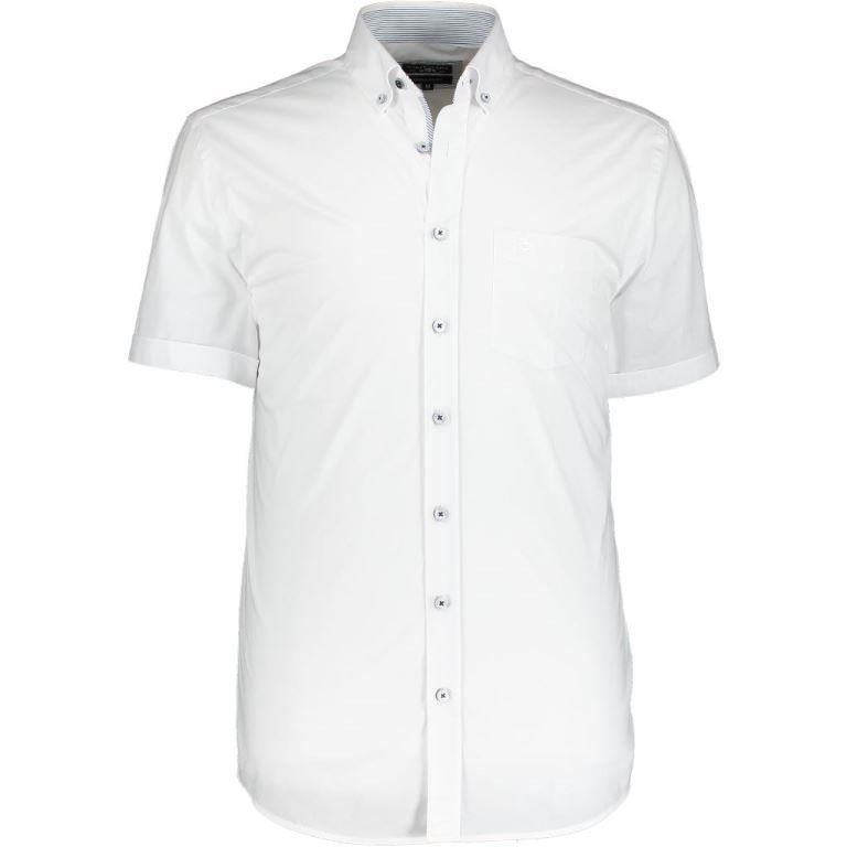 201 STATE OF ART M HEMD 1100-Shirt SS Plain – Sol