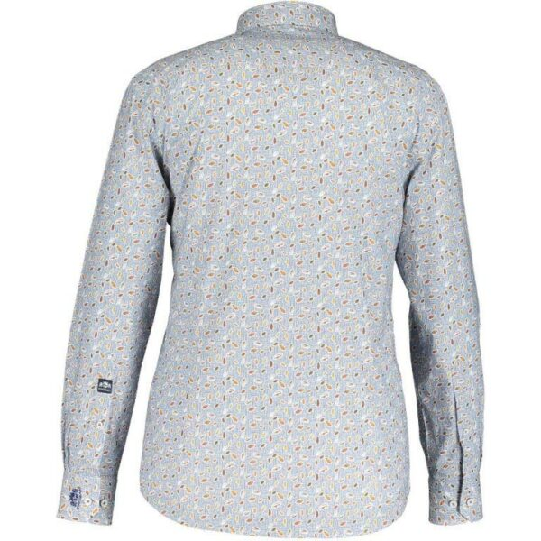 201 STATE OF ART M HEMD 5723-Shirt LS Printed Pop