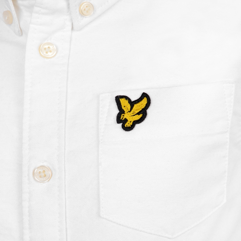 202 LYLE & SCOTT B HEMD WIT