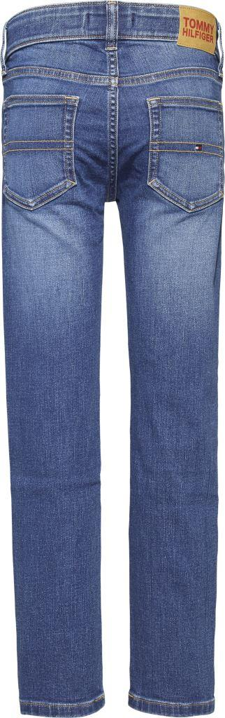 202-NOS TOMMY B B PANT DO BLAUW