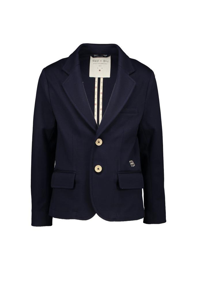 NOS-211 RED+BLU B BLAZER NAVY